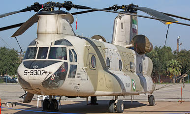5-9307 - Iran - Islamic Republic Air Force Boeing CH-47C Chinook