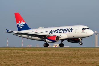 YU-APJ - Air Serbia Airbus A319