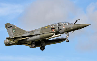 657 - France - Air Force Dassault Mirage 2000D