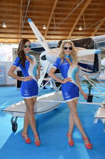 - - - Aviation Glamour - Airport Overview - People, Pilot