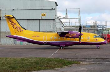 OE-GBB - Welcome Air Dornier Do.328