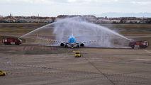 PH-BGM - KLM Boeing 737-700 aircraft