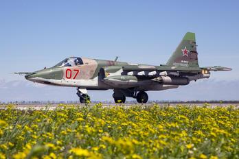 07 - Russia - Air Force Sukhoi Su-25