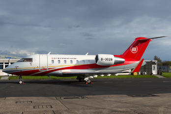 B-3028 - Wanfeng Aviation Bombardier Challenger 605