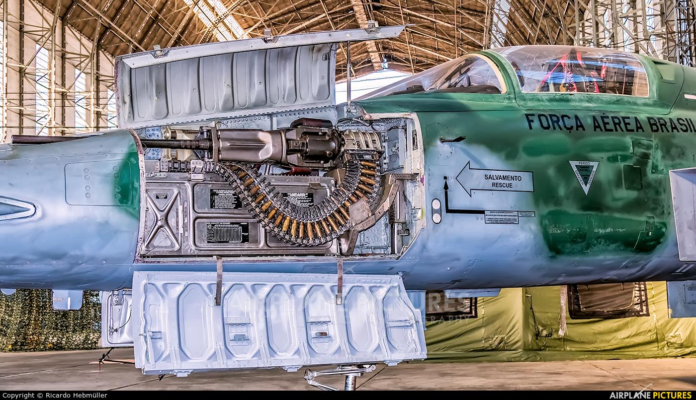 Brazil - Air Force 4860 aircraft at Rio de Janeiro - Santa Cruz