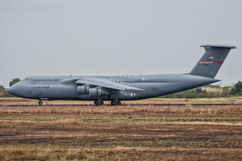 86-0018 - USA - Air Force Lockheed C-5B Galaxy