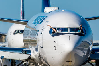 C-GJLZ - WestJet Airlines Boeing 737-800