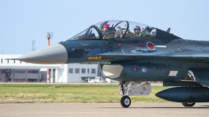 83-8134 - Japan - Air Self Defence Force Mitsubishi F-2 A/B