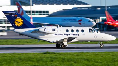 D-ILHD - Lufthansa Flight Training Cessna 525 CitationJet