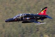 ZK018 - Royal Air Force British Aerospace Hawk T.2 aircraft
