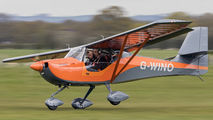 G-WINO - Private EuroFOX Microlight aircraft