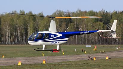 SP-GSS - Private Robinson R44 Astro / Raven