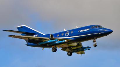 G-FRAL - Cobham Aviation Dassault Falcon 20