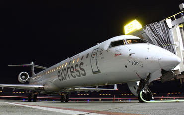 C-FKJZ - Air Canada Express Bombardier CRJ 705
