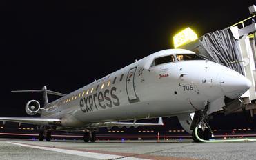 C-FKJZ - Air Canada Express Bombardier CRJ 705