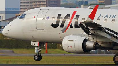 JA218J - J-Air Embraer ERJ-170 (170-100)