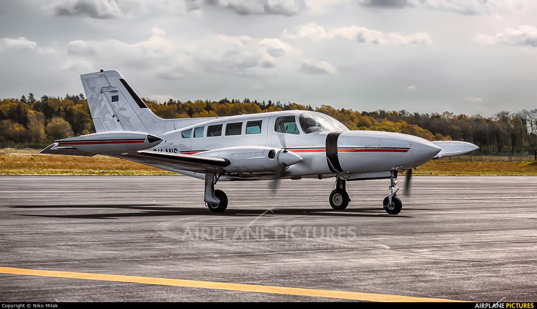Private OK-MIS aircraft at Maribor
