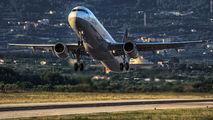 D-AIDH - Lufthansa Airbus A321 aircraft