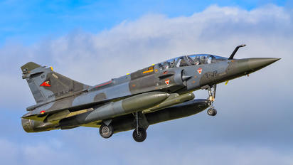 611 - France - Air Force Dassault Mirage 2000D