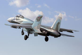 26 - Russia - Air Force Sukhoi Su-27SM