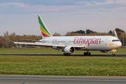ET-ALJ - Ethiopian Airlines Boeing 767-300ER aircraft