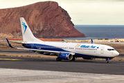 YR-BMB - Blue Air Boeing 737-800 aircraft