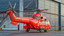 TF-SYN - Iceland - Coast Guard Eurocopter AS332 Super Puma aircraft