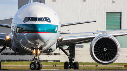 B-KQO - Cathay Pacific Boeing 777-300ER