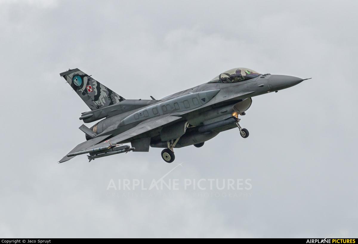 Poland - Air Force 4055 aircraft at Leeuwarden