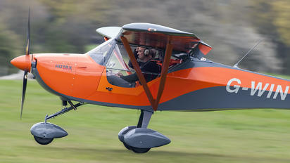 G-WINO - Private EuroFOX Microlight