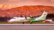 LN-WFS - Widerøe de Havilland Canada DHC-8-300Q Dash 8 aircraft