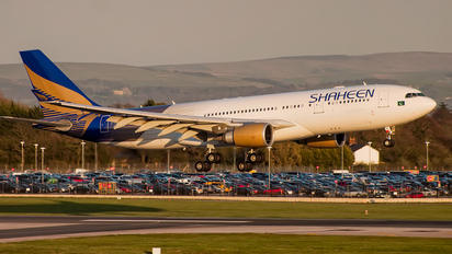 AP-BKL - Shaheen Air International Airbus A330-200