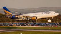 AP-BKL - Shaheen Air International Airbus A330-200 aircraft