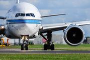 9K-AOB - Kuwait Airways Boeing 777-200ER aircraft