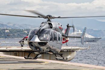 3A-MIJ - Monacair Eurocopter EC145