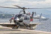 3A-MIJ - Monacair Eurocopter EC145 aircraft