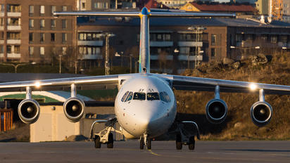SE-DSY - Malmo Aviation British Aerospace BAe 146-300/Avro RJ100