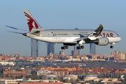 A7-BCY - Qatar Airways Boeing 787-8 Dreamliner aircraft