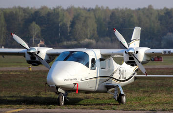 SP-ULC - Smart Aviation Tecnam P2006T