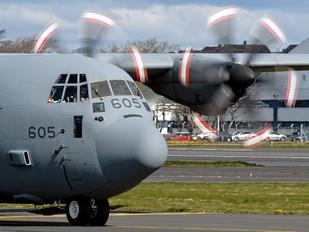 130605 - Canada - Air Force Lockheed CC-130J Hercules