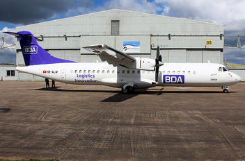 HB-ALM - Zimex Aviation ATR 72 (all models)