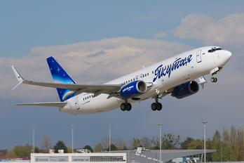VP-BVE - Yakutia Airlines Boeing 737-800