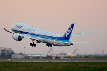 JA839A - ANA - All Nippon Airways Boeing 787-9 Dreamliner