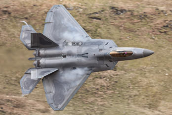 04-4081 - USA - Air Force Lockheed Martin F-22A Raptor