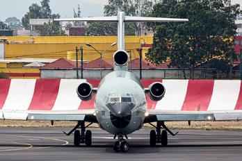 3507 - Mexico - Air Force Boeing 727-200 (Adv)