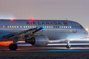 C-GIUE - Air Canada Airbus A321 aircraft