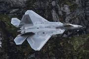 04-4081 - USA - Air Force Lockheed Martin F-22A Raptor aircraft