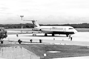 TG-TJF - - Airport Overview BAC 111