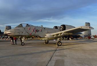 80-0223 - USA - Air Force Fairchild A-10 Thunderbolt II (all models)