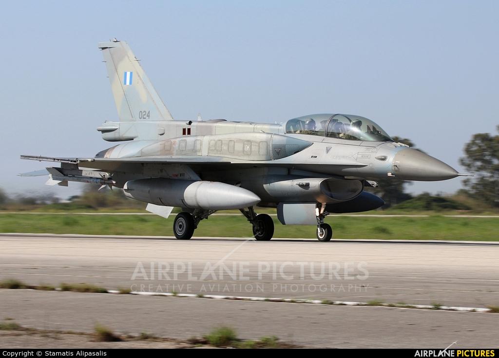 Greece - Hellenic Air Force 024 aircraft at Andravida AB